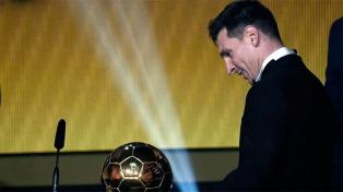 Lionel Messi, el único jugador argentino nominado para The Best de FIFA