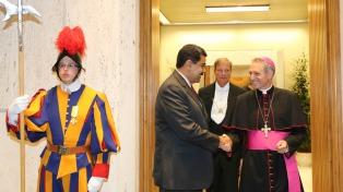Abren el diálogo en Venezuela con la ayuda de Francisco