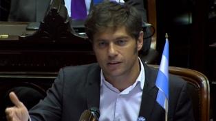 """Kicillof: """"En 2018 puede bajar la inflación, pero a costa de subir la pobreza"""""""