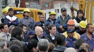 Rodríguez Larreta anunció el inicio de las primeras 520 viviendas para el barrio Papa Francisco