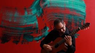 La guitarra de Pablo Márquez en fascinante visita a la obra de Leguizamón