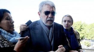 Aníbal Fernández será abogado de Cristóbal López en asuntos civiles