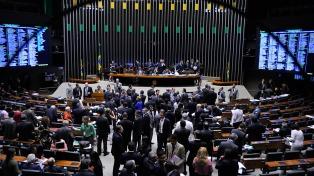 La Cámara de Diputados brasileña aprobó la reforma previsional