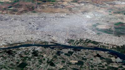 Resultado de imagen de ciudad norteña de Raqqa