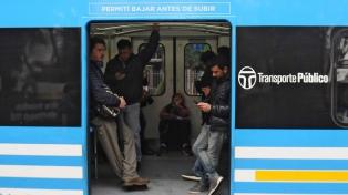 Se incrementó un 36% en dos años la cantidad de usuarios de trenes metropolitanos