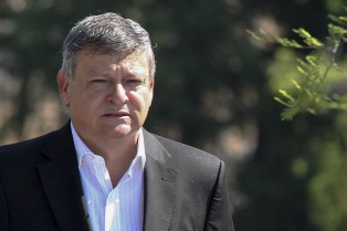 """""""Fue una gran elección, ganamos 63 municipios sobre 69"""", afirmó el gobernador del Chaco, Domingo Peppo"""