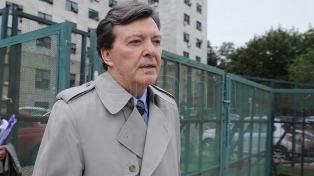 """Milani afirmó que jamás cometió """"un acto que sea una violación de los derechos humanos"""""""