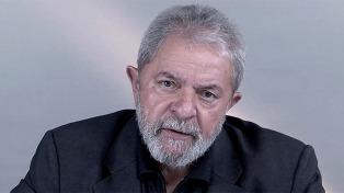 """Lula critica a Lava Jato por montar un """"espectáculo"""" en la detención de Temer"""