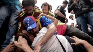 Empiezan a salir de la cárcel los presos liberados por la Constituyente
