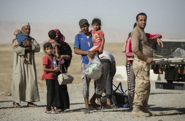 Argentina debería recibir refugiados iraquíes, pidió el ...