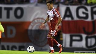 Casco se perfila como titular para el partido de Copa ante Lanús