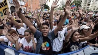 Mediadores anuncian acuerdos entre el chavismo y la oposición