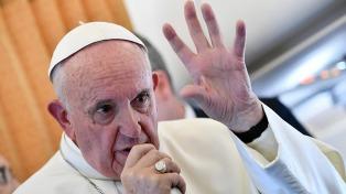 Francisco se reunió con su consejo asesor para la reforma de la Curia