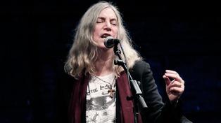 Patti Smith viene a la Argentina: leerá poesía y luego ofrecerá un concierto en el CCK