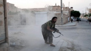 El Estado Islámico decapitó a cinco hombres en Siria