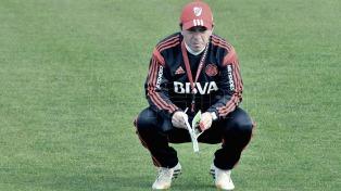 Gallardo dio indicios del equipo que visitará el domingo a Tigre