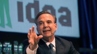 """Pichetto excluye a Cristina Kirchner del bloque porque ella """"cree que hay que dinamitar todo"""""""