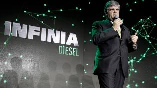 YPF presentó su nuevo combustible Infinia Diesel