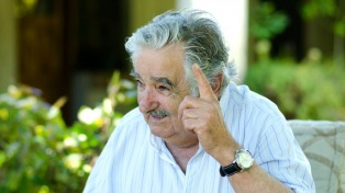 """Mujica: """"Si Sanguinetti se larga, capaz que me da energías"""" para ser candidato a presidente"""