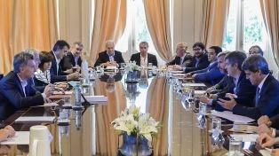 En un clima de debate interno, Macri lleva a su gabinete a Chapadmalal