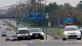 Presentarán un proyecto de ley para reducir en 10 kilómetros por hora la velocidad máxima