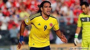 """Radamel Falcao: """"Anoté el gol con el que soñaba desde niño"""""""
