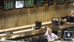 La Bolsa porteña bajó 1,62% y cerró la jornada en 32.627,59 puntos