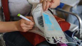 El Hospital Garrahan lanzó una campaña de donación voluntaria de sangre