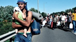 """Acnur mostró """"preocupación"""" por el veto contra los refugiados de Trump"""