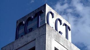 """Caligari sostuvo que """"no está cuestionado el triunvirato, solo hay diferencias"""" en la CGT"""