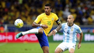 "Zabaleta: ""Contra Colombia será una final"""