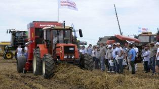 La quita de retenciones y más créditos impulsan la venta de maquinaria agrícola