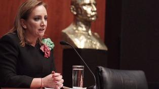 La canciller mexicana considera que Trump no tendrá un poder ilimitado