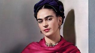 Venden por U$S1,8 millones una obra de Frida Kahlo