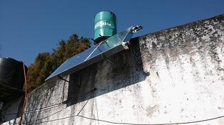 El INTA y la UNLP proveen planos y manuales para calefones solares económicos