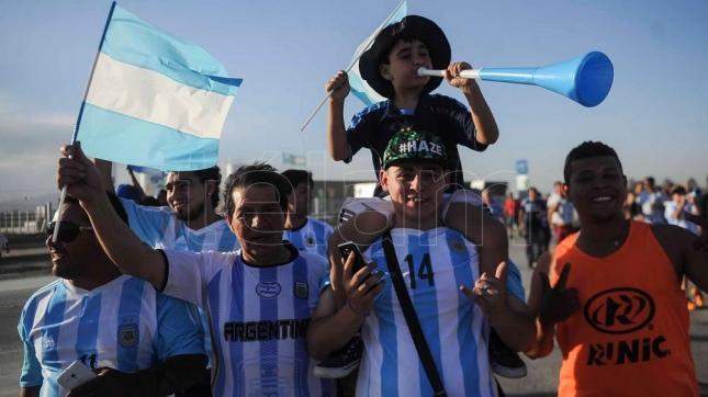 El Emotivo Video Para Alentar A La Selección Argentina Ante