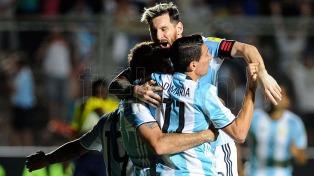 Argentina, el cuarto equipo menos goleador de esta Eliminatoria