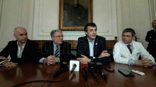 El ministerio de Educación y la UBA firmaron un convenio para creación del nuevo Hospital de Clínicas