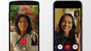 WhatsApp habilitó la opción de videollamada para todos sus usuarios