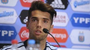 """Emmanuel Mas: """"Quiero jugar en Boca"""""""