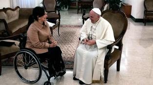 """""""Hay que dejar de ver al Papa como un actor político"""", dijo Michetti"""