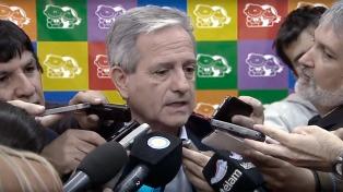 El fiscal Marijuán imputó a Andrés Ibarra por malversación de fondos