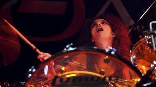 La baterista Andrea Álvarez, nominada a los Grammy 2016, aseguró que se sintió la ausencia de Cerati