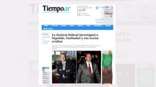 """Szpolski y Garfunkel serán investigados por """"vaciamiento y evasión impositiva"""""""