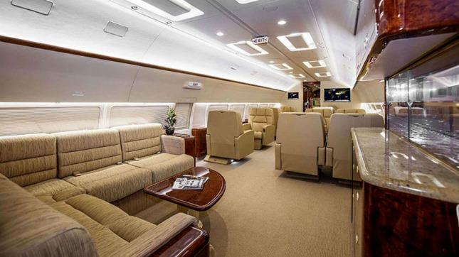 Recomiendan Un 737 Ejecutivo Para Que Se Convierta En El