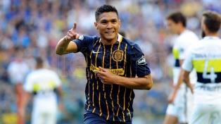 Teo Gutiérrez fue citado por un fiscal de la ciudad por su polémico festejo en el gol a Boca