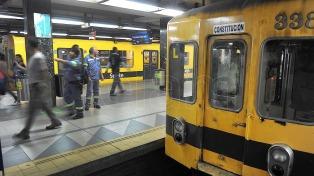 Este jueves se restablecerá el servicio de subtes y del Premetro