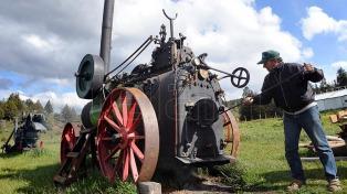 Los descendientes galeses preparan cerca de Trevelin la Fiesta Nacional de la Trilla