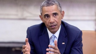 Con una broma, Obama volvió a su cuenta personal de Twitter