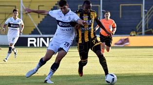 Gimnasia y Olimpo empataron sin goles en Bahía Blanca